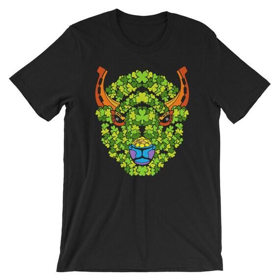 Lucky - Short-Sleeve Unisex T-Shirt