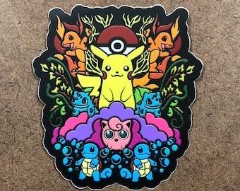 Slaves - Die Cut Sticker