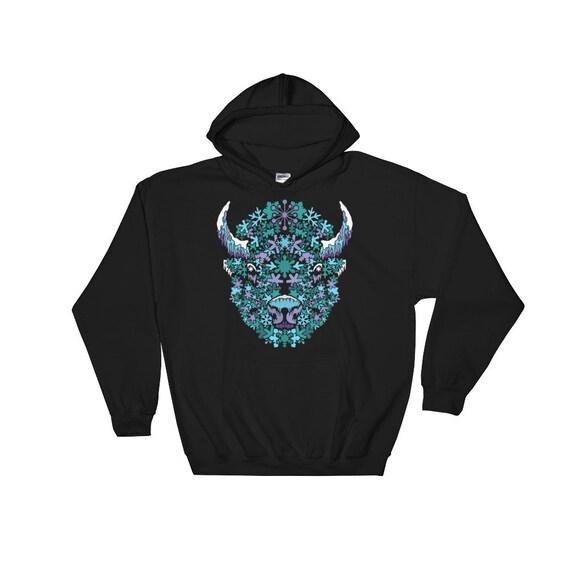BuffaSnow - Hooded Sweatshirt