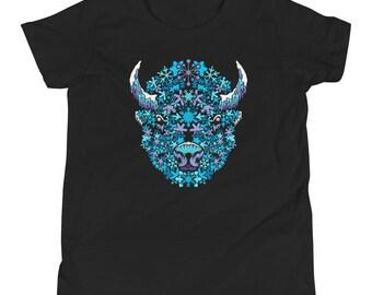 Buffasnow - Youth Short Sleeve T-Shirt