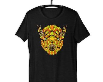 Falling - Short-Sleeve Unisex T-Shirt