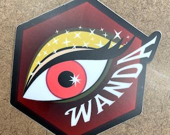 Wanda - Die Cut Sticker