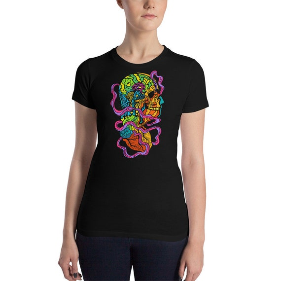 Conflicted Harmony - Women's Slim Fit T-Shirt