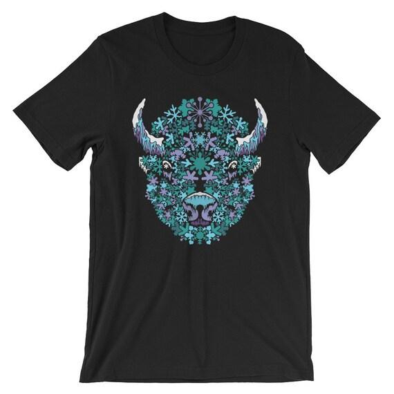 BuffaSnow - Short-Sleeve Unisex T-Shirt