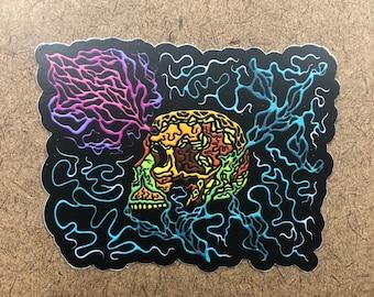 Life Source - Die Cut Sticker