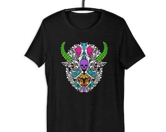 Bones - Short-Sleeve Unisex T-Shirt