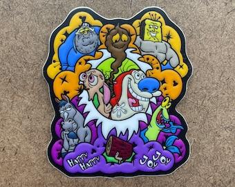 Joy - Die Cut Sticker