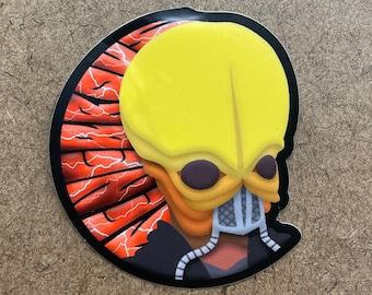 Tenebrous - Die Cut Sticker