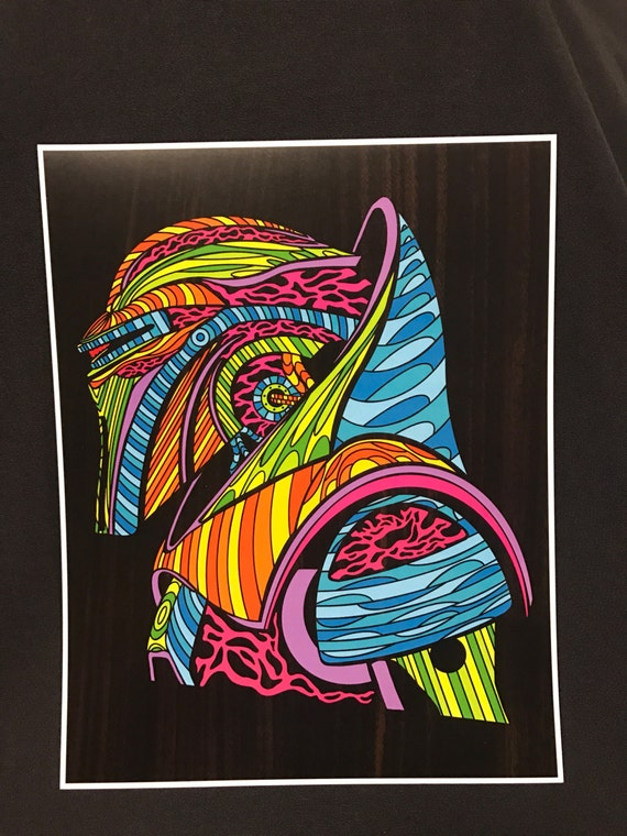 Toaster - by Cryptic Crayon - 11x14 limited 2016 print!