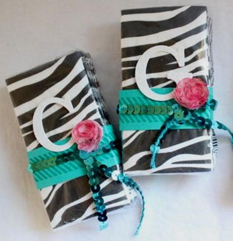 24 Packs Swankie Hankies Wedding Cake Tissue Favors ~ Pocket & Purse Size ~  Tears of Joy! Weddings, Showers