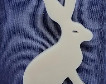 Mr Hare Brooch