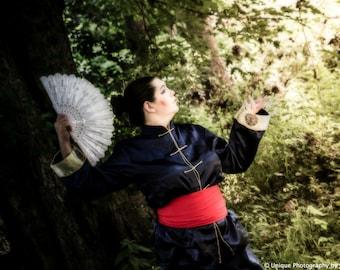 Americana Art- Fine Art Photography- Portrait Photography- Japanese Art- 8x12 Print