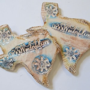 Southwestern Country Western Cowboy Cowgirl Decor Coffee Tea Brown Beverage Set of 2 Blue Red Texas Coasters Rustic Ceramic White
