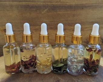 Custom Spell Oil, Spell Oil Set