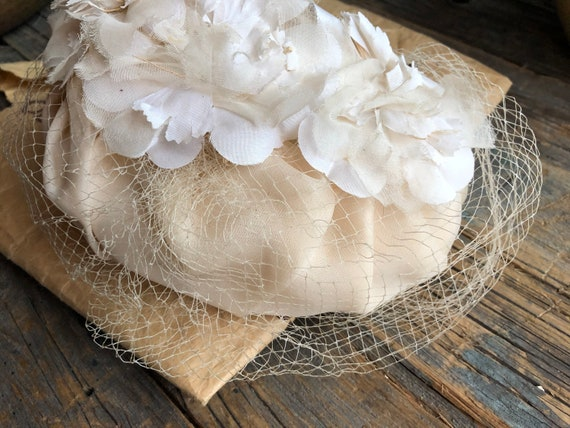 1950s Fascinator Hat || Formal Fascinator Hat || … - image 5