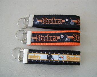 Pittsburg Steelers Wrist Key Fob/Chain