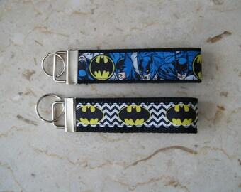 Batman Wrist Key Fob/Chain