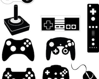 Video Game Svg Etsy