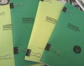 Queering Herbalism *New* 3rd Edition (Dec 2016)