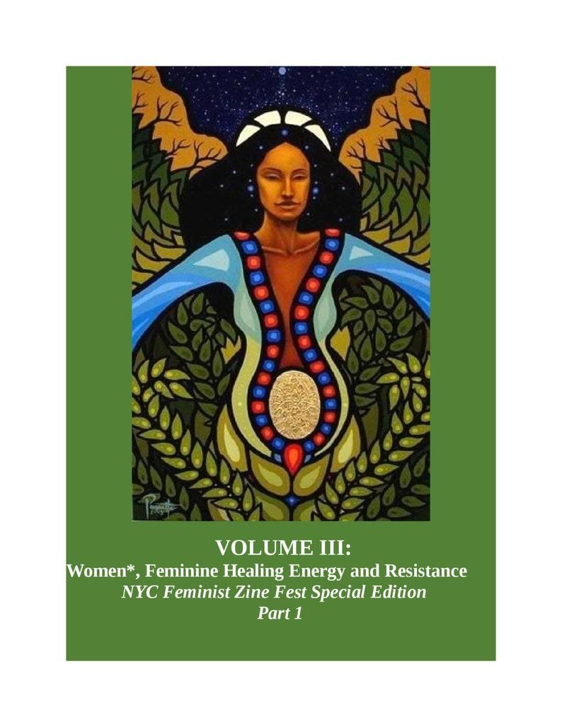 Queering Herbalism Encyclopedia Volume 3: Women Feminine image 0
