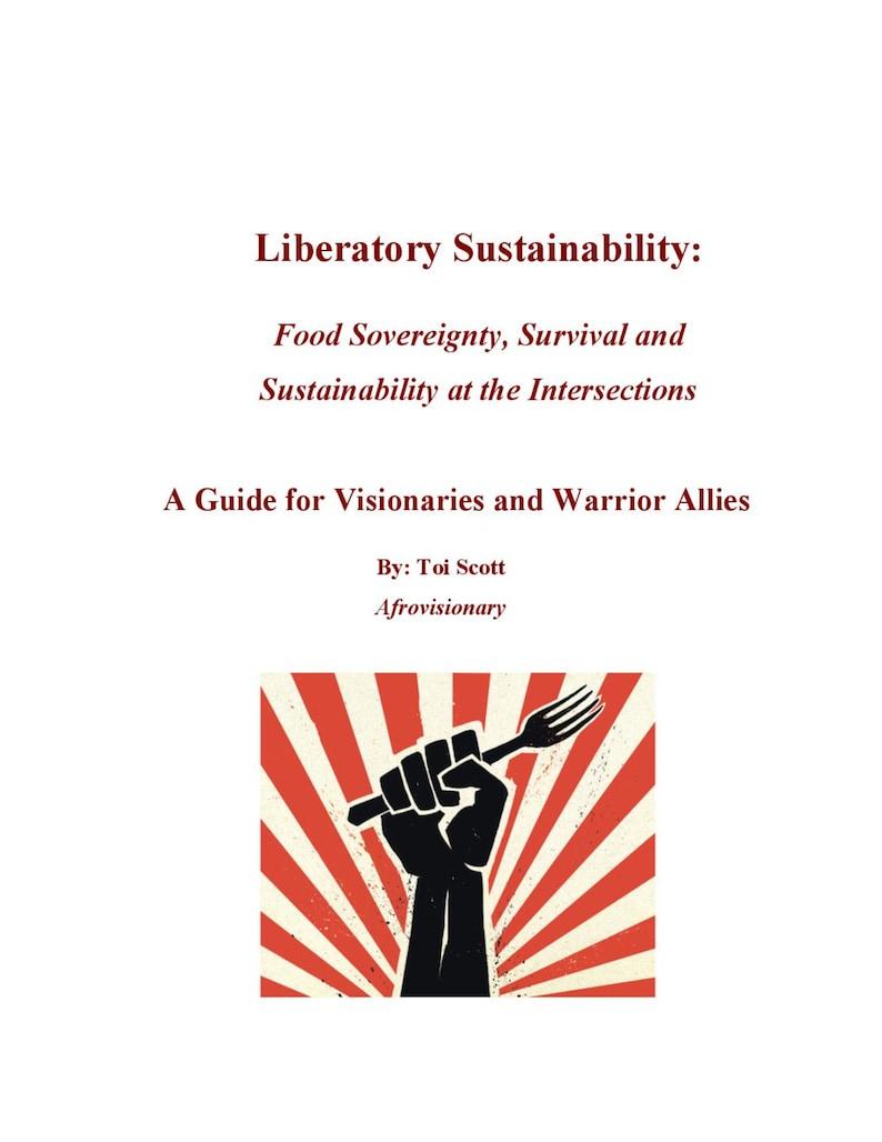 Liberatory Sustainability 2nd Edition image 0
