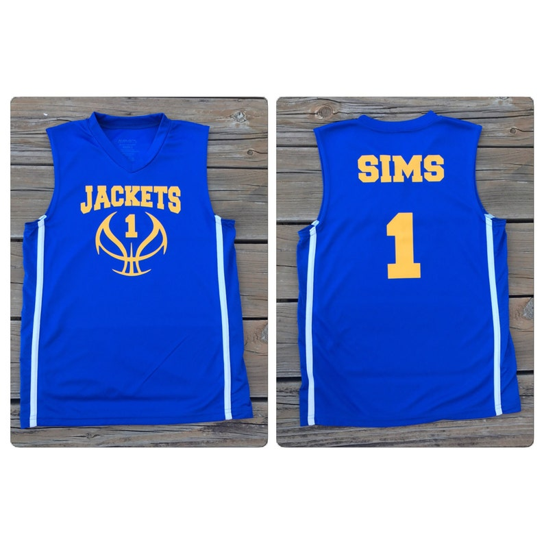 save off 2dd7e 4cc9e Youth Personalized Basketball Jersey