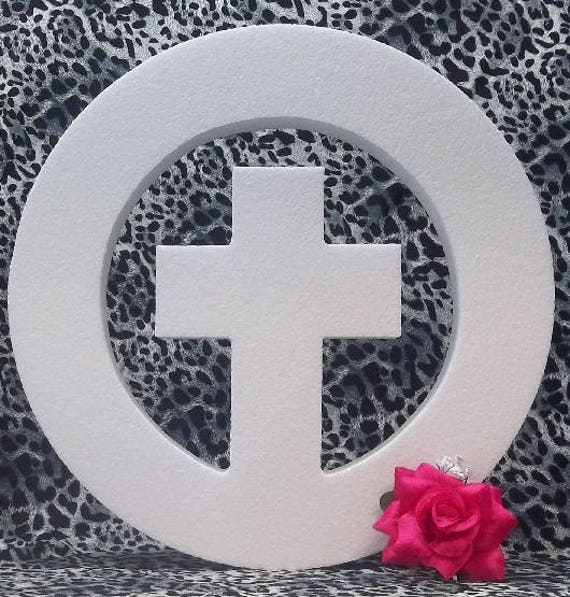 16 EPS Styrofoam Open Heart 16 or 18x2