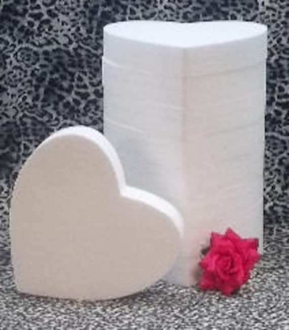 16 EPS Styrofoam Open Heart 16 or 18x2