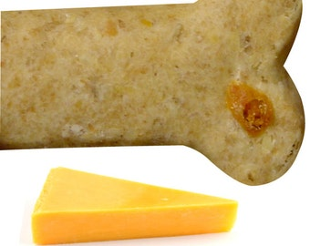 Cheddar Cheese Gourmet Dog Treats