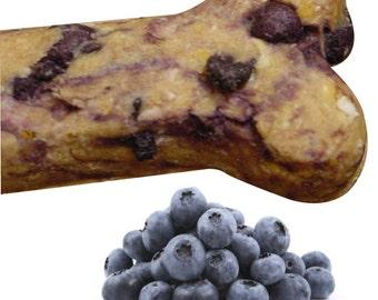 Blueberry Gourmet Dog Treats