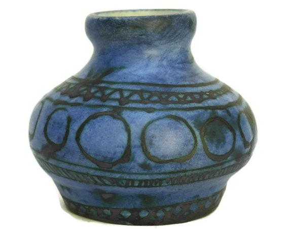 Jacques Blin Mid Century Ceramic Vase.