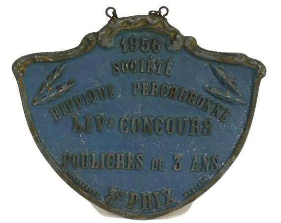 Vintage Horse Show Medal
