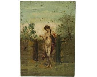 French Erotic Figure Art.