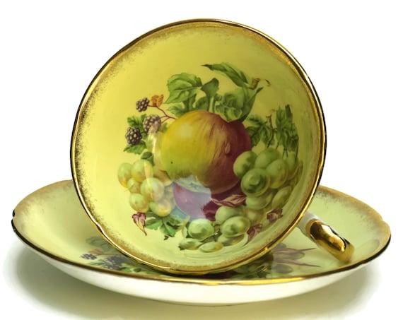 Royal Grafton Tea Cup Set.