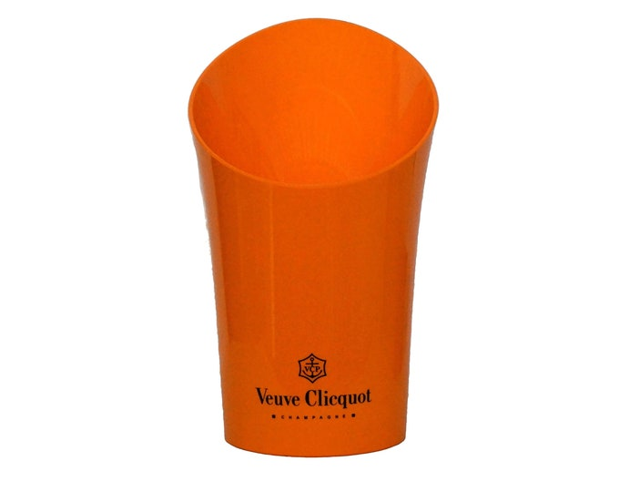 Veuve Clicquot Champagne Ice Bucket, French Bubbly Bar Decor