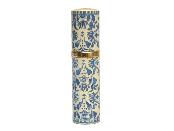 Guerlain Mitsouko Perfume Refillable Canister Case and Purse Atomizer, French Parfum Gifts For Her,