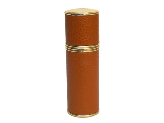 Hermes Amazone EDT Refill Bottle & Refillable Leather Case, Luxury French Gifts For Her.