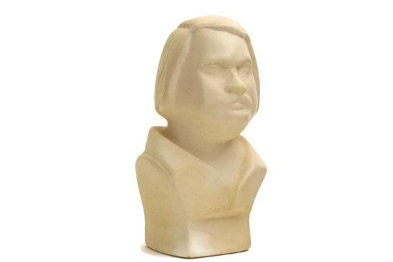 Honore Balzac Portrait Bust