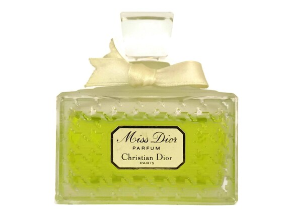 Christian Dior Miss Dior Factice Perfume Bottle.
