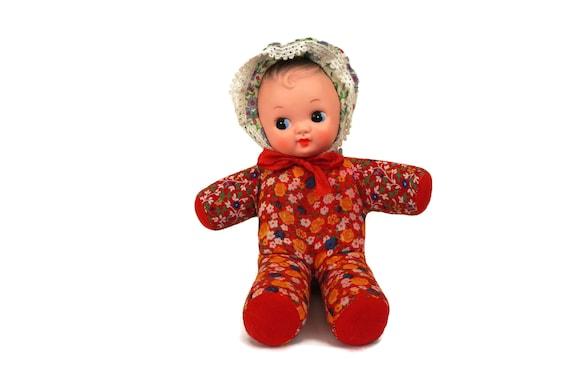1970's Pixie Rag Doll
