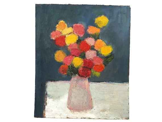 Flower Still Life Oil Painting