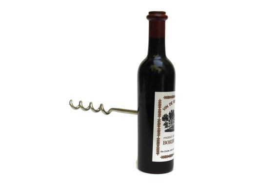 French Bordeaux Wine Bottle Opener