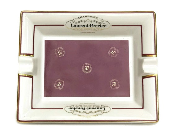 Laurent Perrier Champagne Ashtray.