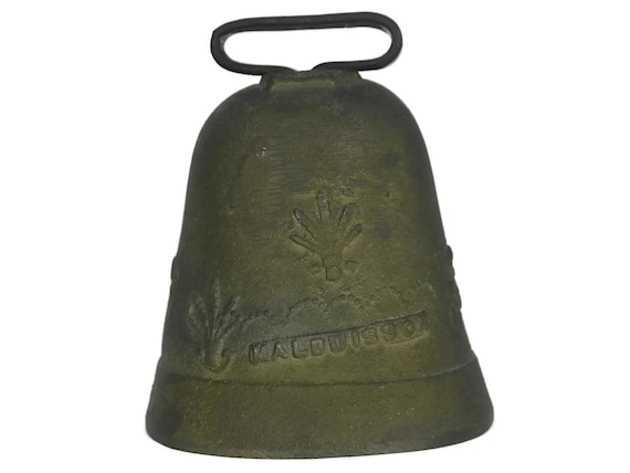 French Antique Cow Bell