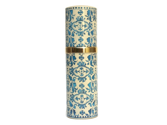 Guerlain Chamade Perfume Refillable Canister Case and Purse Atomizer, French Parfum Gifts For Her