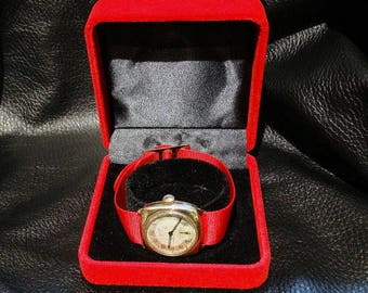 Tissot Watch, 14K Solid Gold Nonmagnetic, 1943
