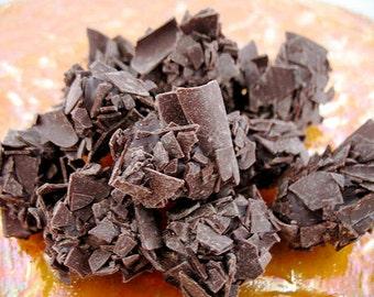 Hand Made Belgian Style Dark Chocolate Truffles