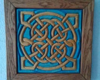 Sailor's Knot Blue