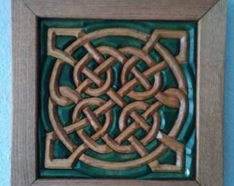 Sailor's Knot Green