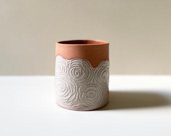 Ceramic Succulent Planter - Indoor Planter
